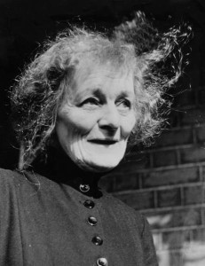 Maud, later in life